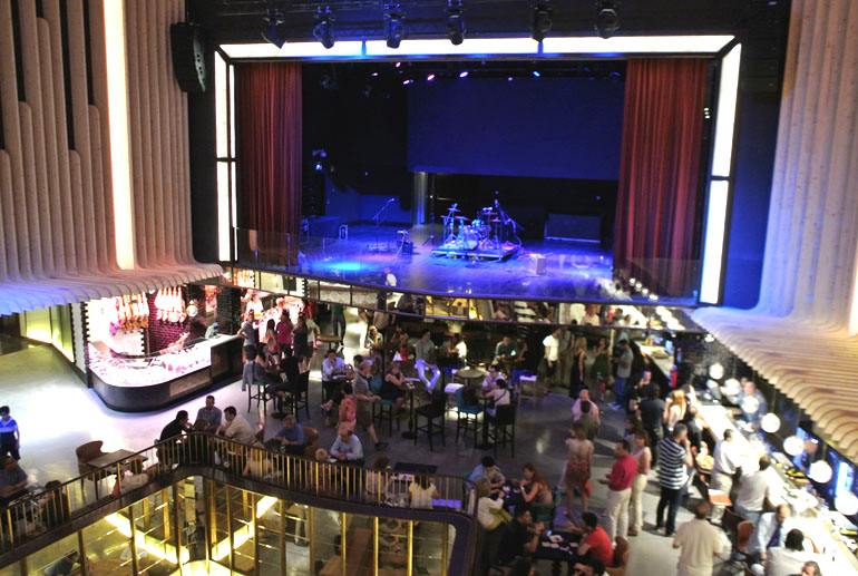 Foto de PLATEA MADRID (CLUB 74)