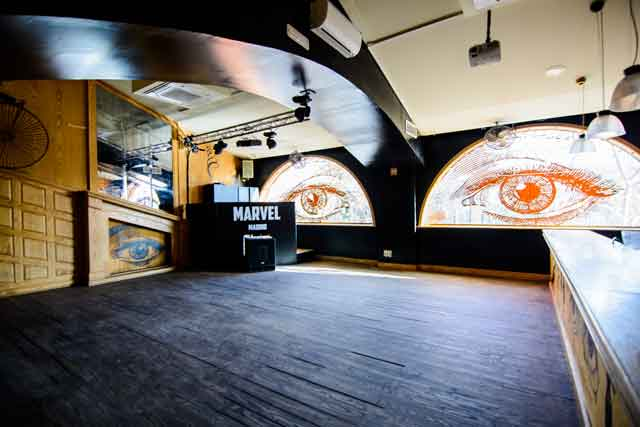Foto de MARVEL MADRID